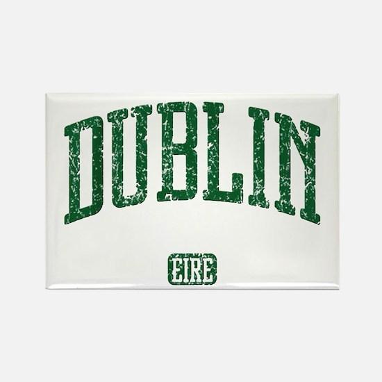Dublin Ireland Eire - Irish St Patricks Day Magnet