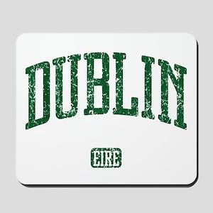 Dublin Ireland Eire - Irish St Patricks Day Mousep