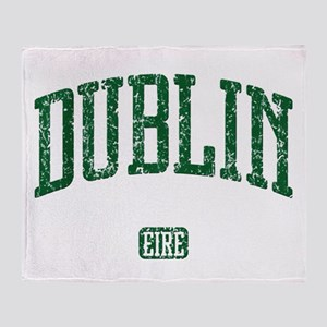 Dublin Ireland Eire - Irish St Patricks Day Throw