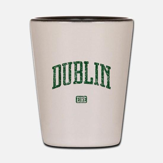 Dublin Ireland Eire - Irish St Patricks Day Shot G