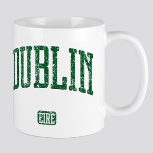 Dublin Ireland Eire - Irish St Patricks Day Mugs