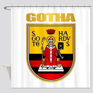 Gotha Shower Curtain
