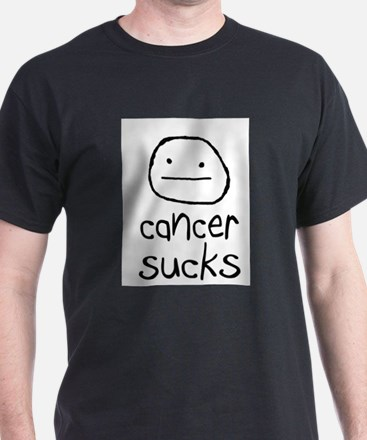 Cute Cancer sucks T-Shirt