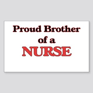 Proud Brother of a Nurse Sticker