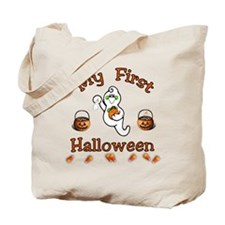 My First Halloween Tote Bag