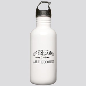 Ice fishermen are the Stainless Water Bottle 1.0L