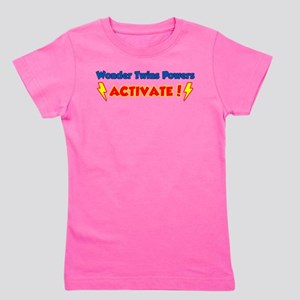 Wonder Twins Powers Activate! T-Shirt