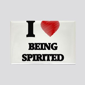 being spirited Magnets
