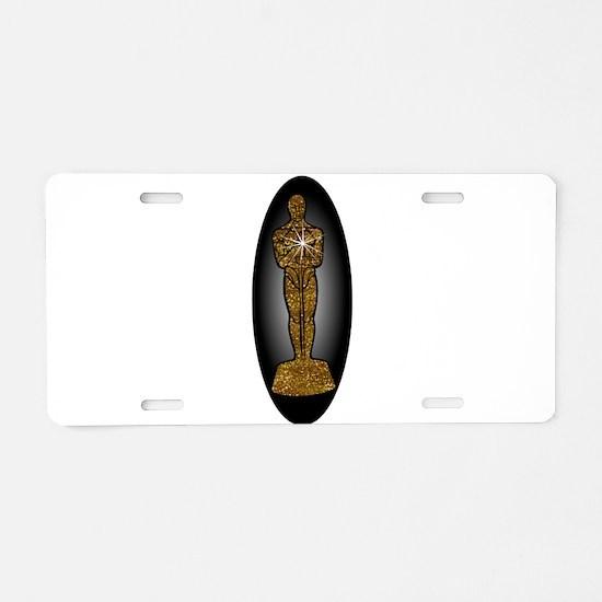 oscar academy award Aluminum License Plate