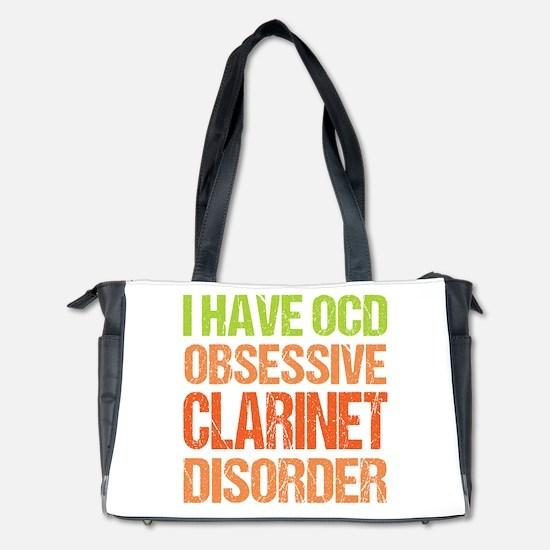 OCD Clarinet Diaper Bag