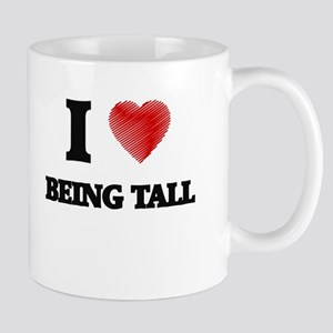 being tall Mugs