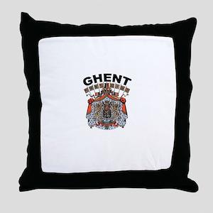 Ghent Throw Pillow
