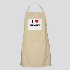 being tidy Apron