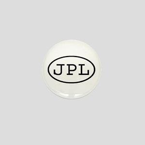 JPL Oval Mini Button