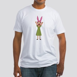 Bob's Burgers Louise Fitted T-Shirt