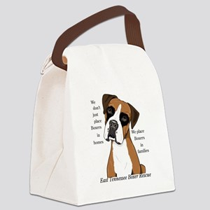 ETBR Merchandise Logo Canvas Lunch Bag
