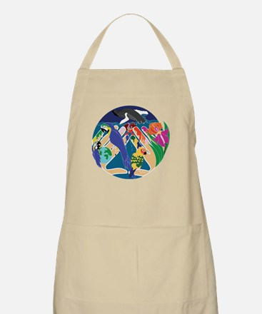 Tropical Creation Apron