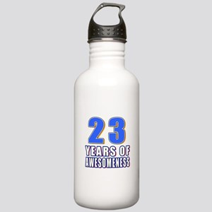 23 Years Of Awesomenes Stainless Water Bottle 1.0L