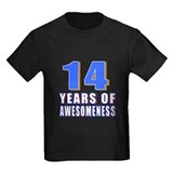 14th birthday Kids T-shirts (Dark)