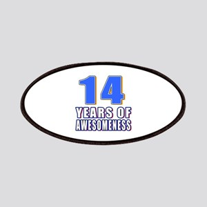 14 Years Of Awesomeness Patch