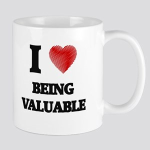 being valuable Mugs