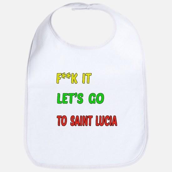 Let's go to Saint Lucia Bib
