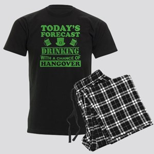 Today's Forecast: Drinking pajamas