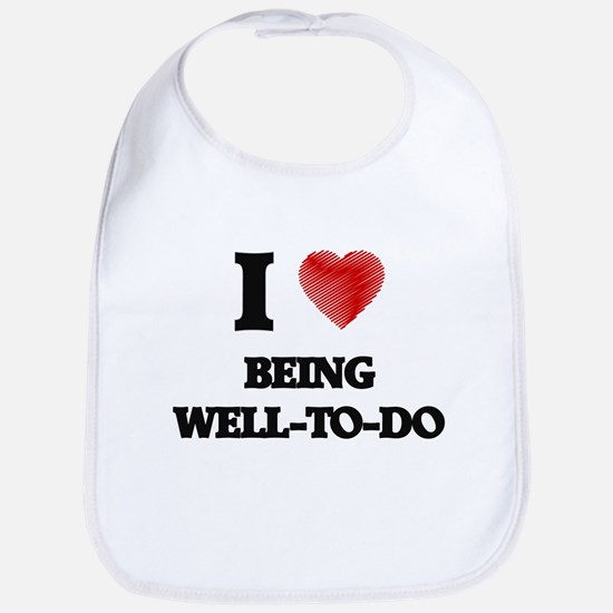 being well-to-do Bib