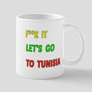 Let's go to Tunisia Mug