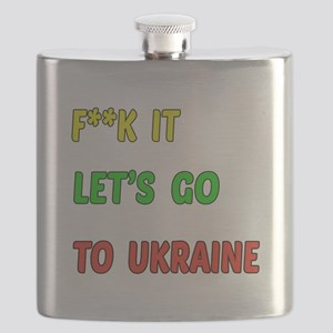 Let's go to Ukraine Flask