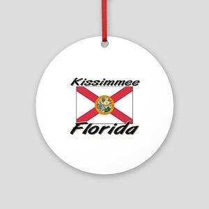 Kissimmee Florida Ornament (Round)