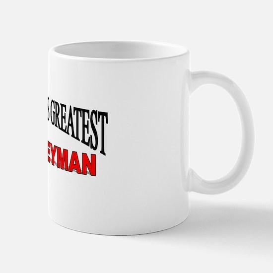 """The World's Greatest Journeyman"" Mug"