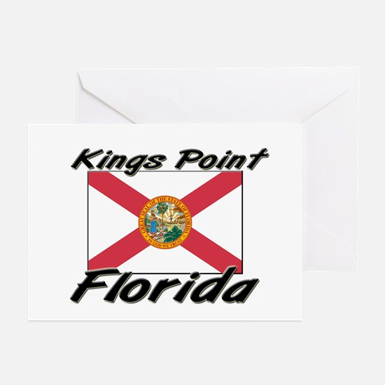 Kings Point Florida Greeting Cards (Pk of 10)