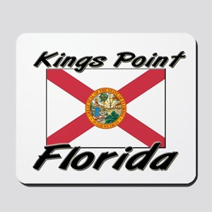 Kings Point Florida Mousepad