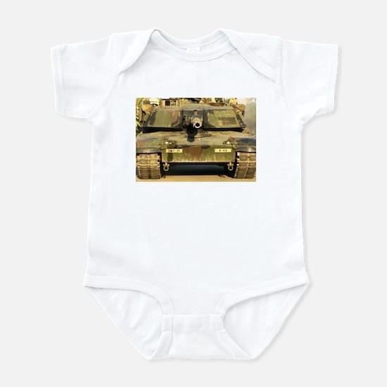 M1A1 Abrams Tank Infant Creeper