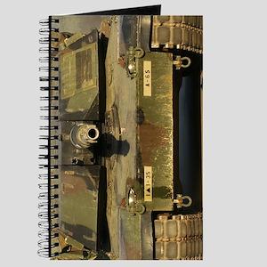 M1A1 Abrams Tank Journal
