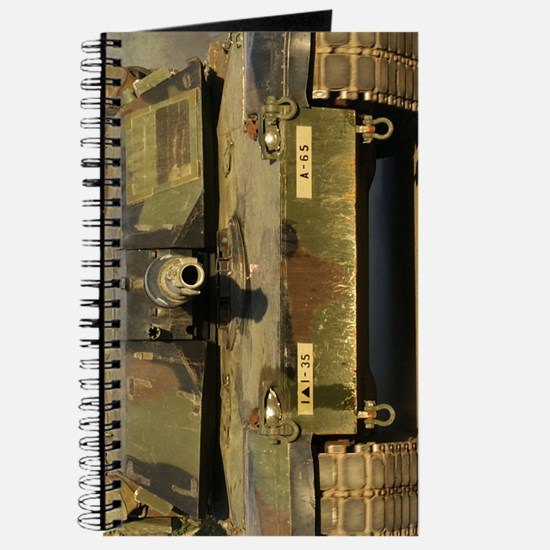 M1A1 Abrams Tank Journal