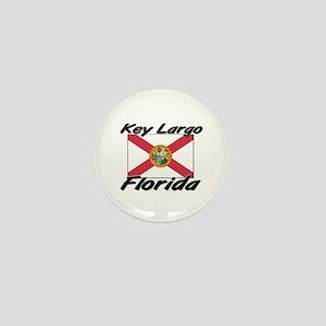 Key Largo Florida Mini Button