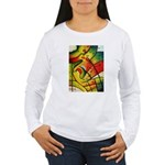 Gold Kandy Women's Long Sleeve T-Shirt