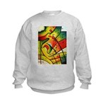 Gold Kandy Kids Sweatshirt