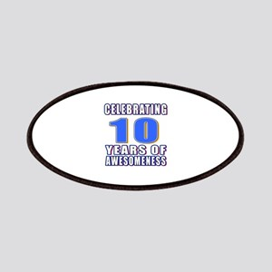 10 Years Of Awesomeness Patch