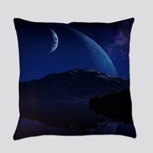 The New Earth Everyday Pillow