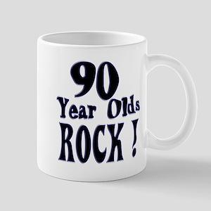 90 Year Olds Rock ! Mug