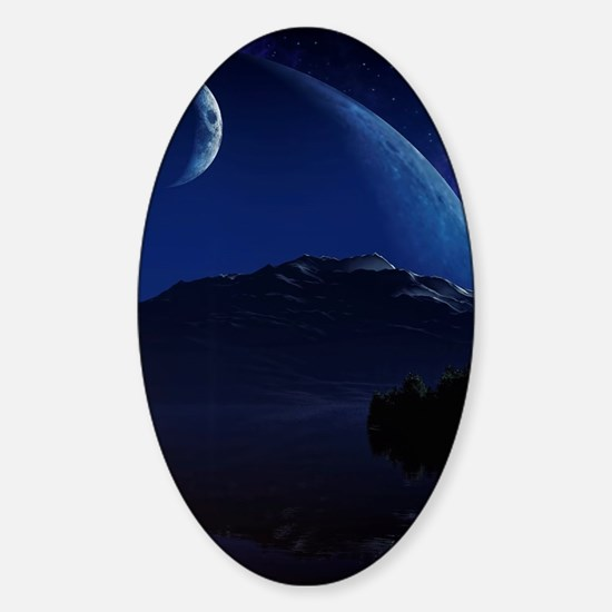 The New Earth Decal