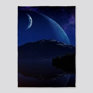 The New Earth 5'x7'Area Rug