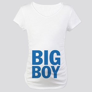 Big Boy Maternity T-Shirt