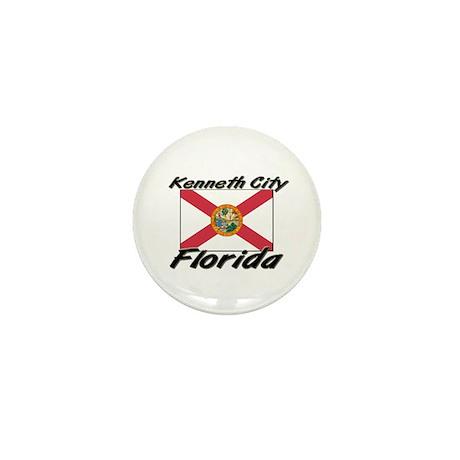 Kenneth City Florida Mini Button