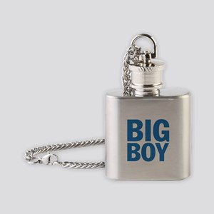 BIG BOY Flask Necklace