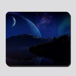 The New Earth Mousepad