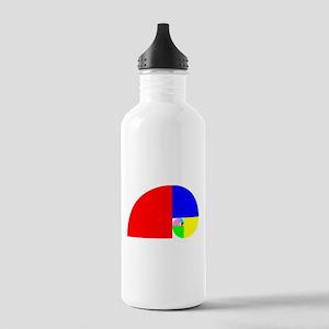 Fibonacci! Golden Ratio Water Bottle
